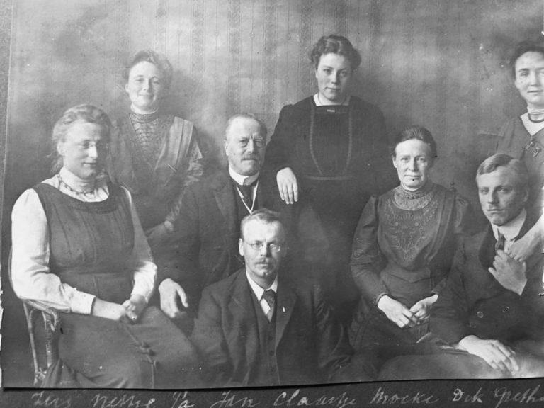 Familie Dirk Lely